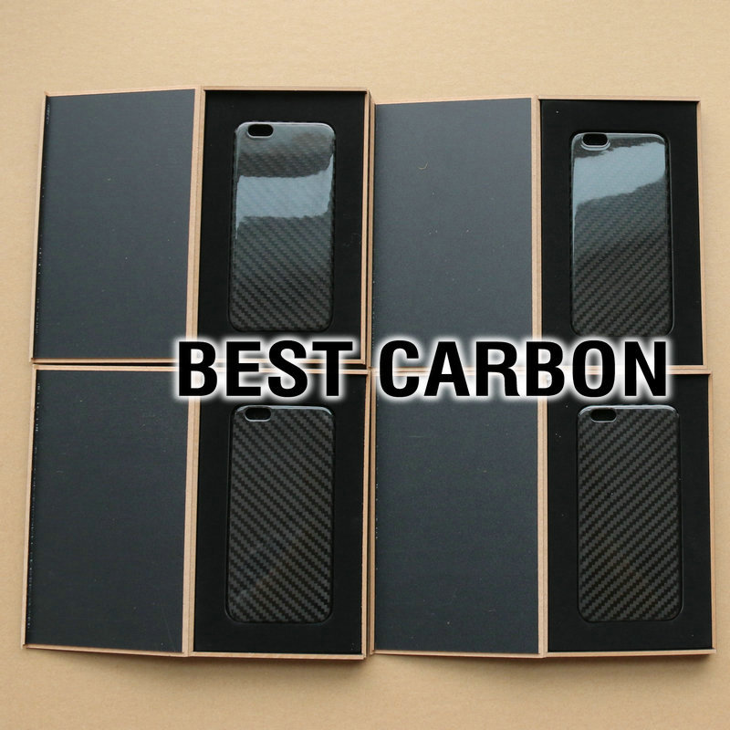 Iphone 6 case made of real carbon fiber , no ABS , no pvc pattern material . managing projects made simple