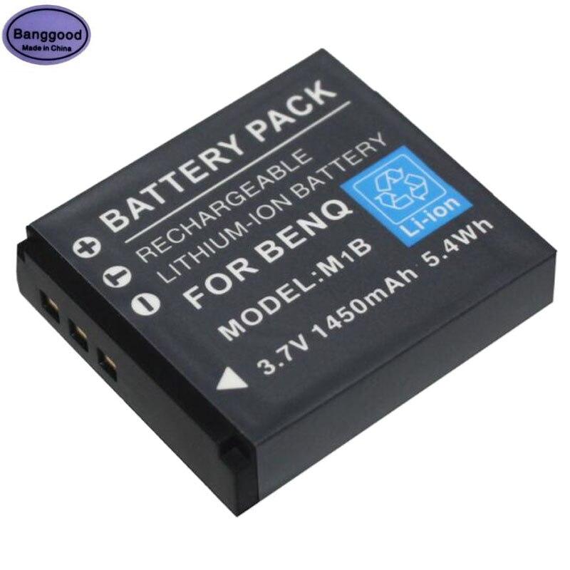 M1B BQ M1B Battery Pack for BenQ DV M1 DV M31 SV M1B DC E510 X600