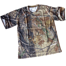 fishing Hunting 3D Camouflage Ghillie Suit quick dry breathable anit uv camping Tactical fishing t shirt fishing wear clothing