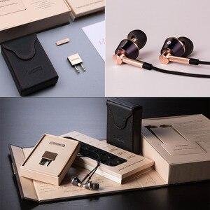 Image 2 - מקורי 1 יותר E1001 לשלושה נהג ב אוזן אוזניות אוזניות Auriculares עם ב קו מיקרופון ומרחוק עבור IOS iPhone Xiaomi