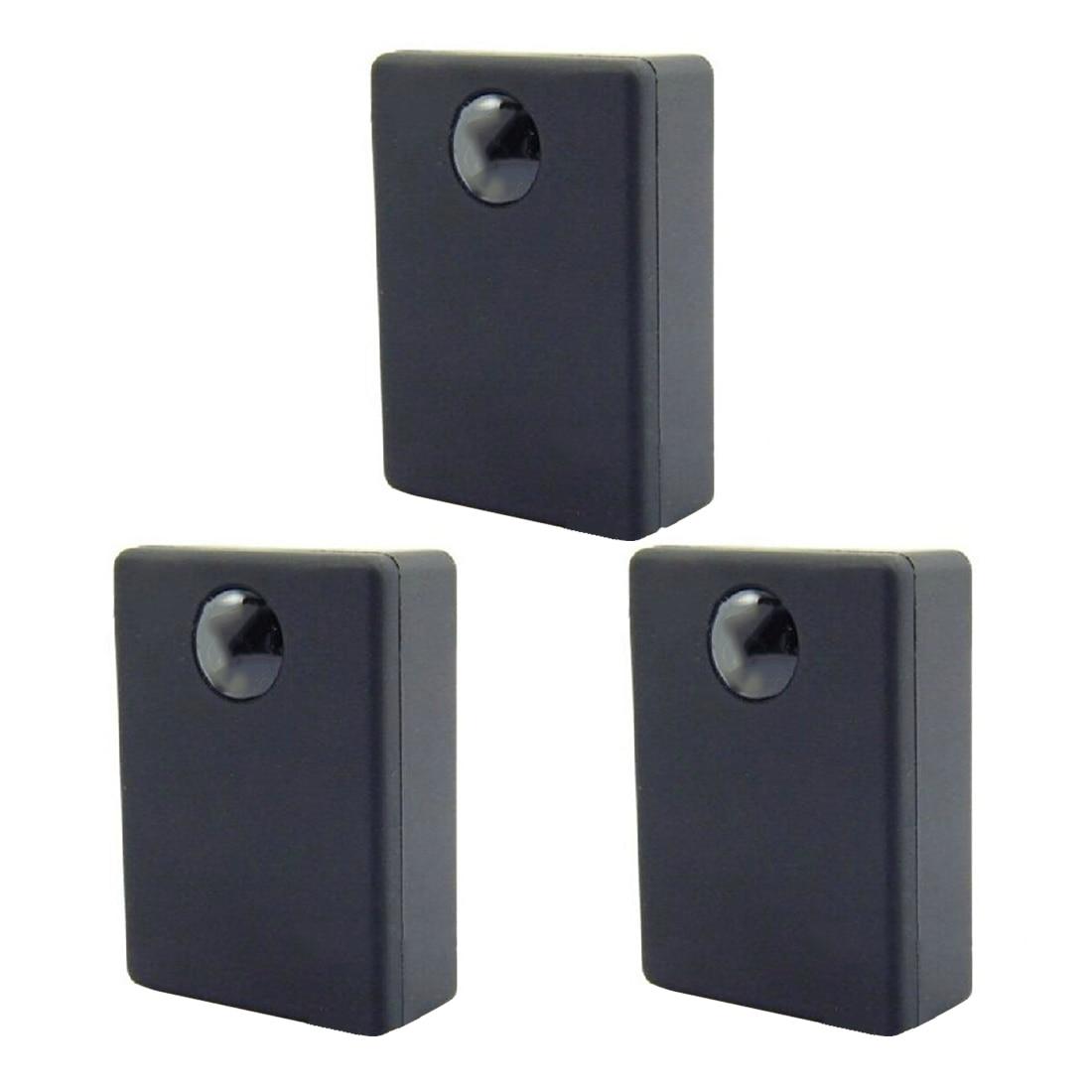 Marsnaska dispositivo GSM N9 audio Monitores escuchar vigilancia 12 días en espera personal mini voz activación con 2 micrófonos