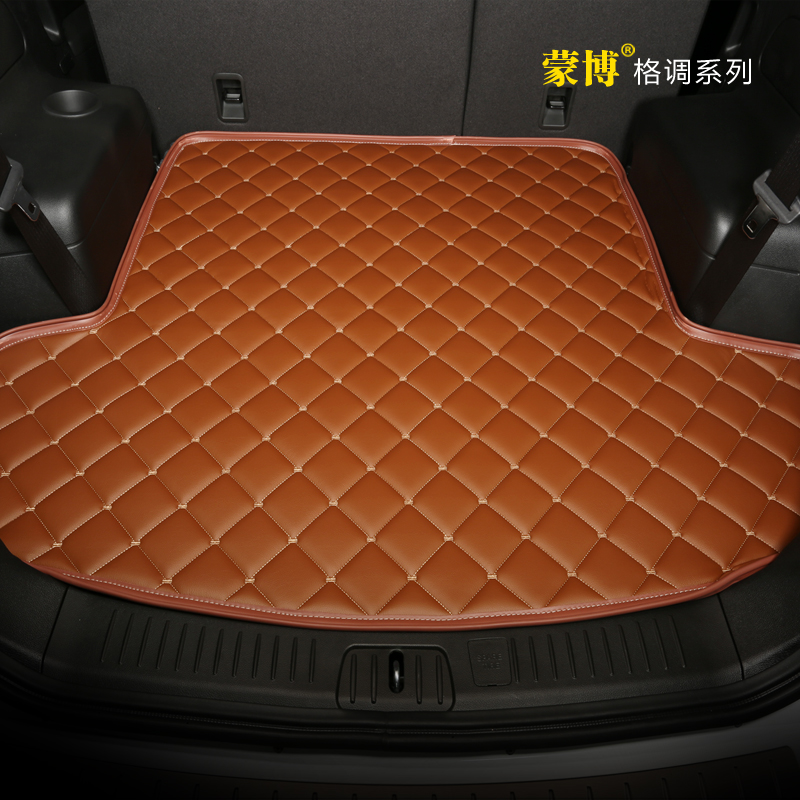 special waterproof car trunk mats for EX250 XF Jaguar 3 Series 5 Range Rover AuroraBenz