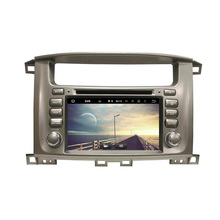 KLYDE 7″ 2 Din 8 Core Android 8.0 Car Multimedia Player For Toyota Lander Cruiser 100 Car DVD Player