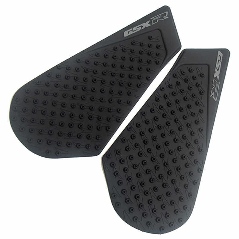 Tangki Bahan Bakar Sepeda Motor Anti slip Pad Side Gas MTCLUB Lutut Grip Traksi Pads Untuk Suzuki GSX-R GSXR 600 750 2011 2012 2013 14 2015