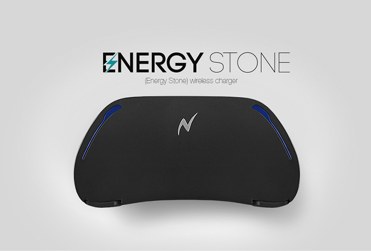 Nillkin Energy Stone Wireless Mobile Charger for samsung gal