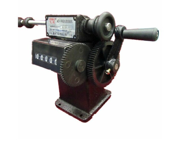 NZ-1 Manual hand dual-purpose Coil counting Wire winding machine цена