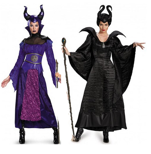 Free shipping,Halloween party cosplay Adult women Descendants ...