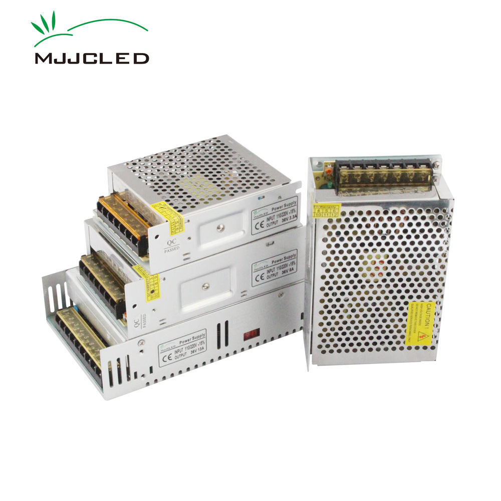 Power Supply 36 Volt AC DC 36V Transformer 220V 36V 10A 360W 600W 120W 200W LED Driver 36V Power Supply Unit for LED Strip