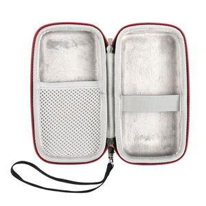 Image 4 - التخزين المحمولة السفر حقيبة الحقيبة حالة ل Braun Thermoscan 7 IRT6520 الرقمية مقياس حرارة عن طريق الأذن الصلب تحمل حالة غطاء حقيبة يد