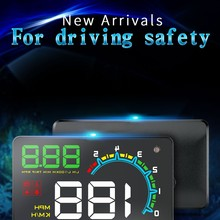 D3000HUD Head-up Display General Purpose For On-board Projector Display Hot Sales Car Accessories Best Selling#WL1
