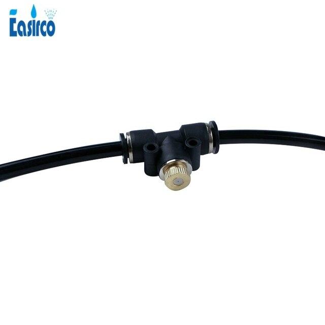 (200m/pack)  4(ID)X6(OD)mm Black PU tubing.