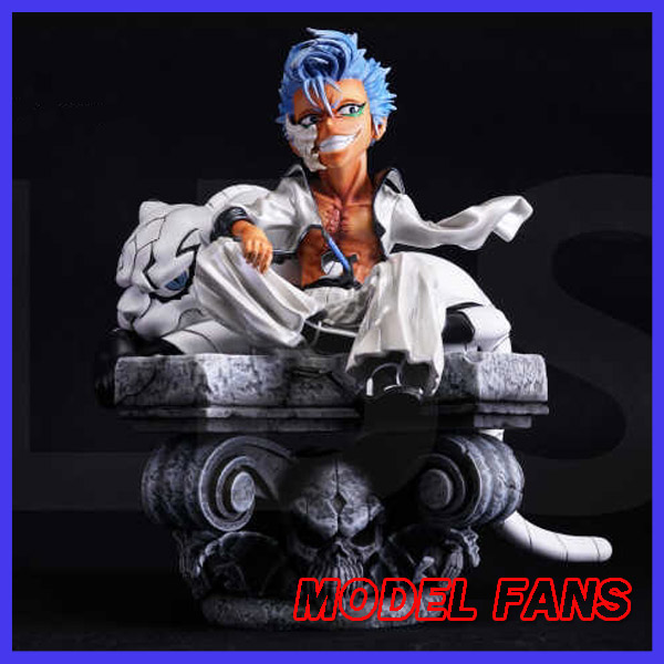 все цены на MODEL FANS IN-STOCK BLEACH LBS sd Espada Grimmjow Jeagerjaques gk resin made for Collection
