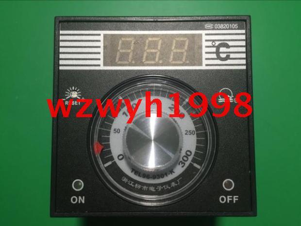 ФОТО Genuine Willow City Electronic Instrument TEL 96-9301-K oven temperature controller TEL969301K electric oven temperature control