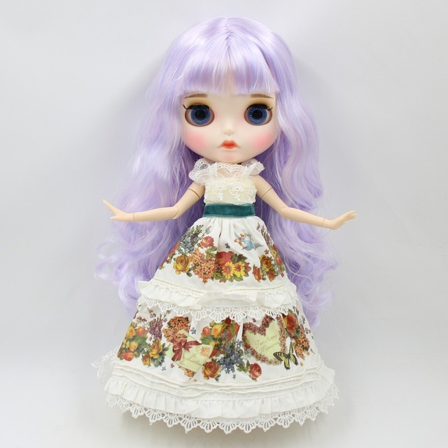 Prudence - Premium Custom Blythe Doll s punom opremom Pouty Face