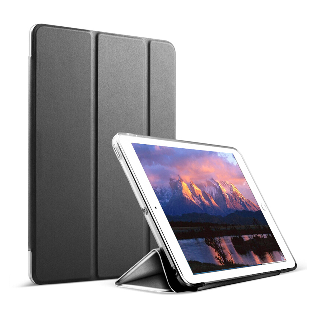 Ultra Thin Folding Magnet Tablet Stand Case Soft PU Leather Tablet Cases Smart Cover Protector for iPad Mini 1 2 3 iPad 2 3 4 universal pu leather case for 9 7 inch 10 inch 10 1 inch tablet pc stand cover for ipad 2 3 4 air 2 for samsung lenovo tablets