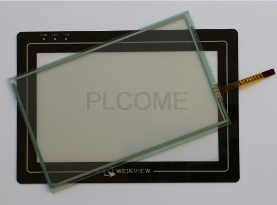 Zhiyusun New 10.1 Inch Touch Screen For Weinview 6100i Resistance Screen 10.1 Lcd Led The Glass Is 4 Lins Industria Tablet Accessories Tablet Lcds & Panels