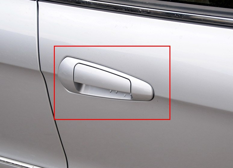 front drive side or passenger side Chery J3 A3 M11 M12 Chance/Niche Cielo Tengo Skin  car exterior door handle