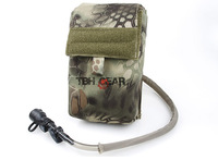 TMC 27OZ Hydration Pack With Water Bladder Airsoft MOLLE Hydration Pouch In Mandrake+Free shipping(SKU12050439)