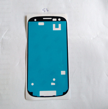1 Piece Replacemet Front Frame Adhesive Glue Sticker For Samsung Galaxy S3 i9300 i9305 New High Quality Frame Sticker