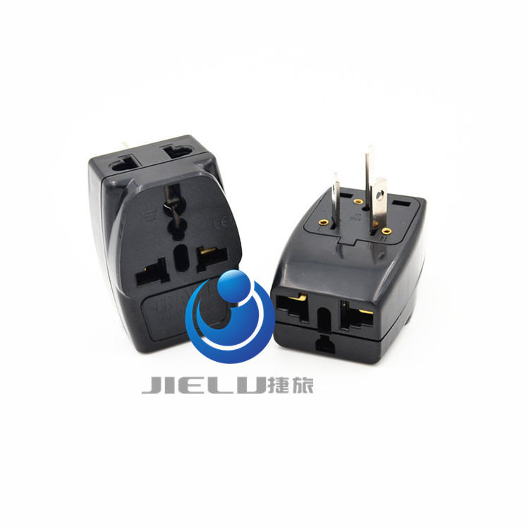 2016  Australian/China type I Travel Adapter 1 TO 3 Outlet Power Plug Change US/EU/UK/Swiss/Italy/Japan to AU 3 Pin PLUG TYPE I 2016 south africa travel adapter type m large 15 amp bs 546 2 port multi outlet black color 1 to 2 eu au usa plug 15a