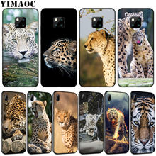 YIMAOC tiger lion leopard Black panther Soft Silicone Phone Case for Huawei Nova 4 3 3i 2i Cover for Huawei Mate 20 10 Pro Lite(China)