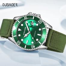 OUBAOER 2019 New Fashion Sport Mechanical Watch Luxury