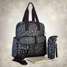 (Insular) multifonctionnel bébé sacs à couches épaules sacs à dos maman sacs à langer sacs mère poussette sac à dos sac pour les soins de bébé