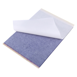 5pcs 4 Layers Carbon Thermal Stencil Tattoo Transfer Paper Copy Paper Tracing Paper Professional Tattoo Paper Supplies