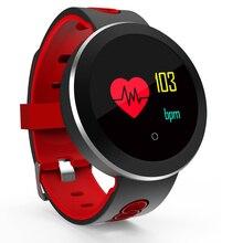 2018 Newest Q8 pro OLED Bluetooth Smart Watch IP68 Waterproof Blood Pressure Heart Rate Monitor Fitness Tracker Smartwatch Q8pro