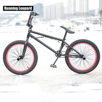 Montura de acero para bicicleta BMX de 20 pulgadas Negro bicicleta ...