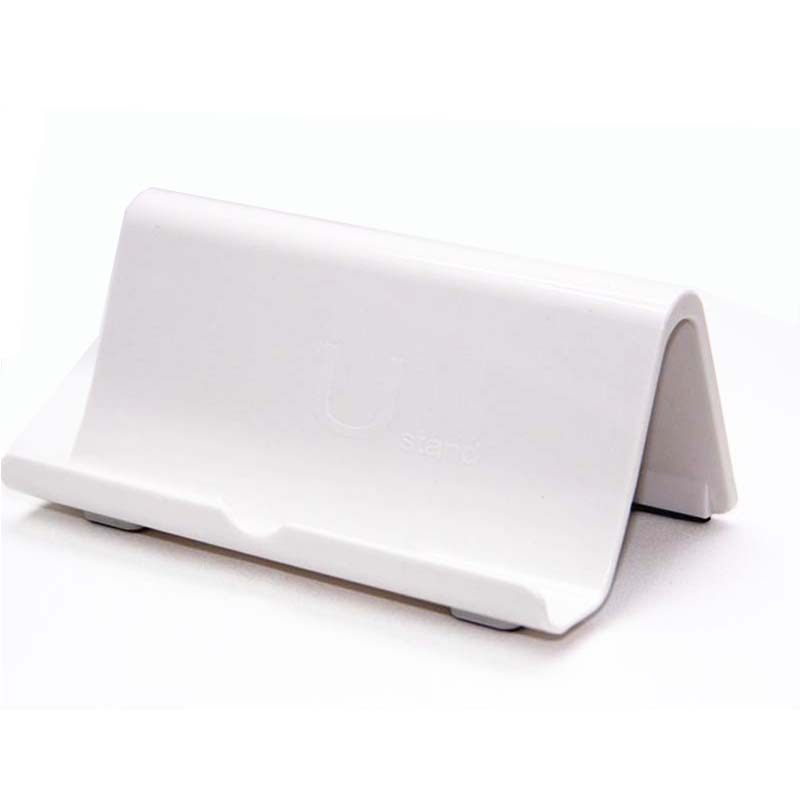 White Support Cradle Stand for WiiU Controller Console Game GamePad /Phone/PS Vita/NEW 3DS XL LL