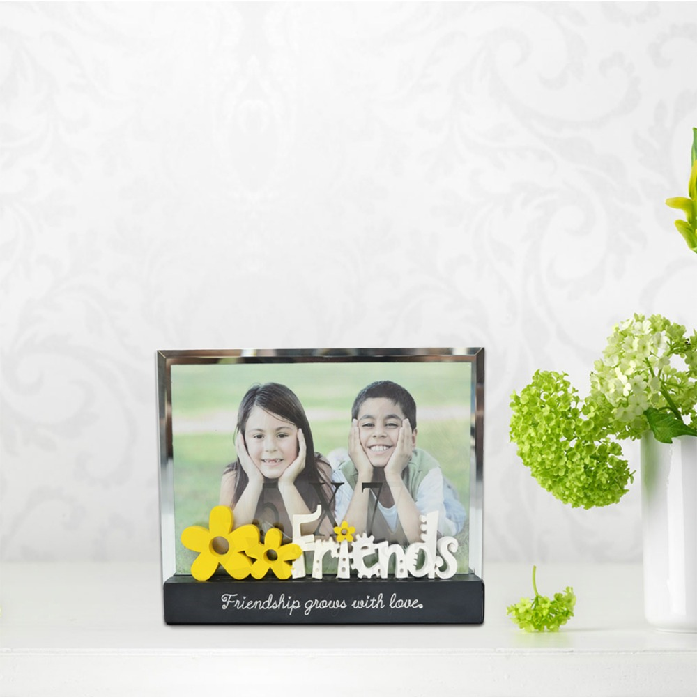 5x7 Picture Frame Glass Covering Front Photo Frame Gifts For Best ...