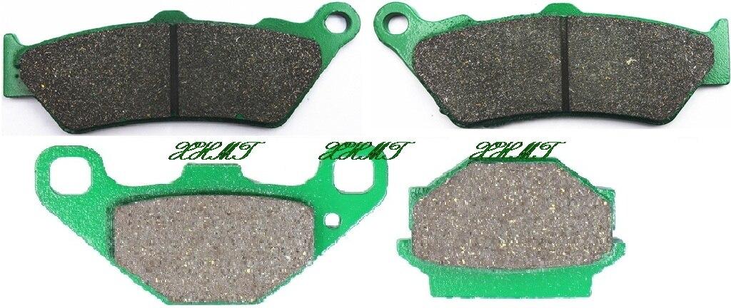 Тормозные колодки комплект для Aprilia pegaso не 600 1990 и до/ ПЕГАСОВ 650 1996 1997 1998 1999 2000 /Старк 650 1996 и старше/ мото 650 6.5 95-99