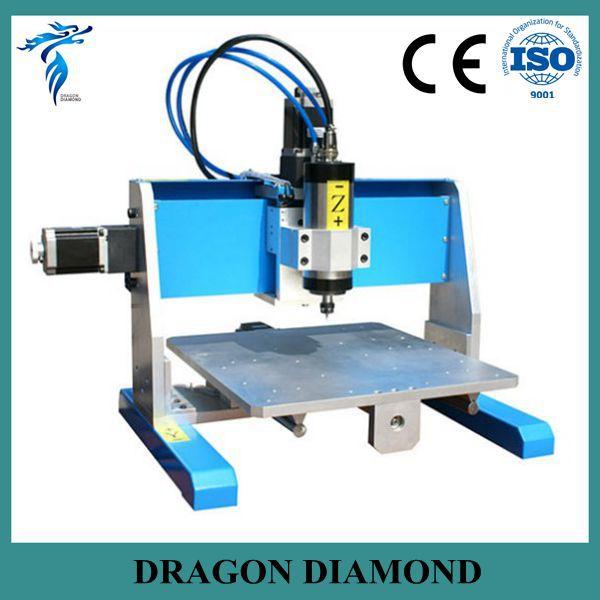 Mini 3D CNC Router Engraver Machine Desktop LZ-3020 High Speed And Good Quality Machine