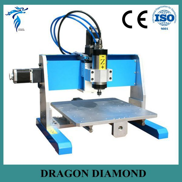 Mini CNC Router 3d engraver machine Desktop LZ-3020 High speed and good quality machine