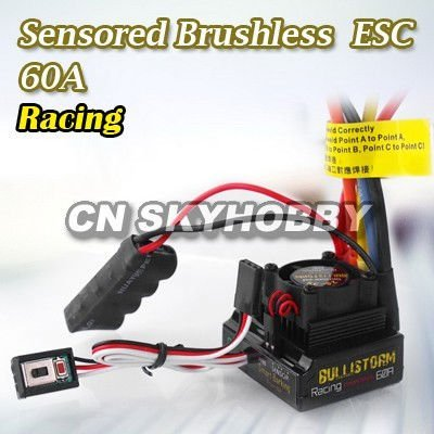 F36-Bullistorm 60A brushless ESC for RC car - 1223728