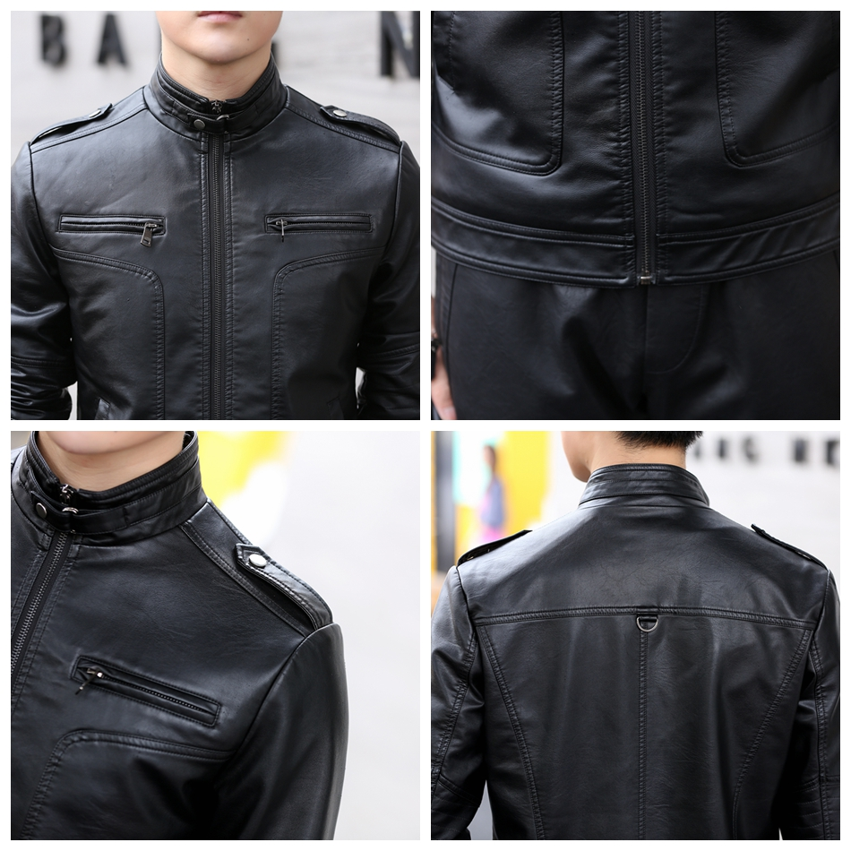 4c90dc55a38 Men-Leather-Jackets-Fashion-Zipper-Leather-Coats -With-Epaulet-Spring-And-Autumn-Men-s-Outerwears-Youth.jpg