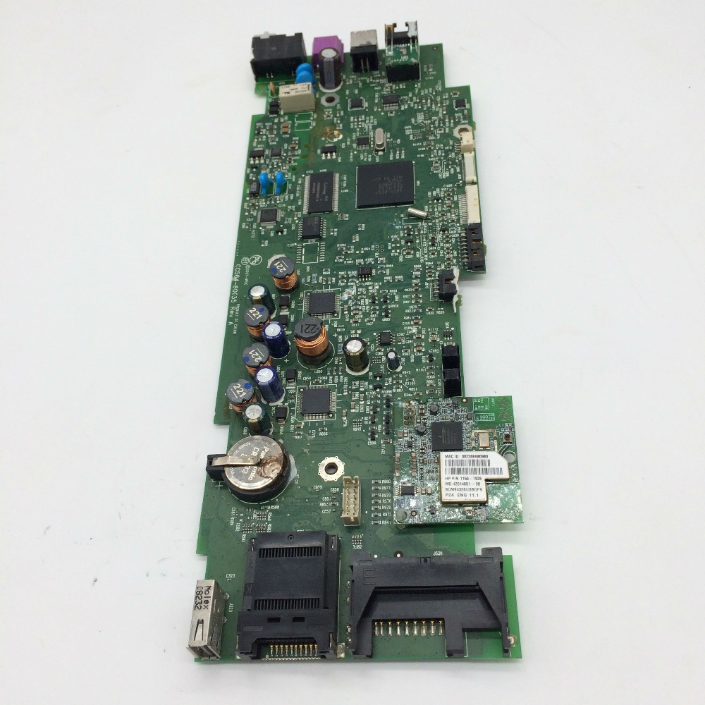FOR HP CC564-80023 Logic Main Board PCB USB with C7200 1150-7926 series printer