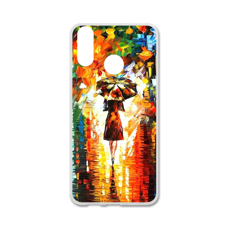 DIY Patterned Silicon Case For Vodafone Smart X9 Case Soft TPU Cartoon Phone Cover For Vodafone Smart X9 Covers
