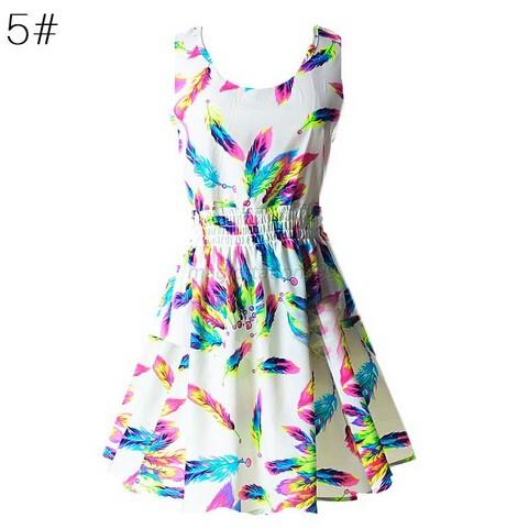 HTB1. 1zOpXXXXaYXXXXq6xXFXXXe - New Summer Women Tank Chiffon Beach Vestido Sleeveless T-shirts