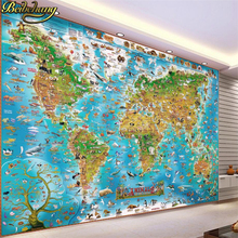 Wholesale 3d Wall Murals Vinyl Wallpaper for Baby Kids Children Room 3D Photo Mural Tigger Mural 3d Cartoon Murals Fresco beibehang wholesale boat jack sparrow mural pirate 3d cartoon mural wallpaper for baby children kids room 3d wall murals fresco