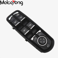 Car Styling 7PP959858MDML Front Door Window Switch For Porsche Panamera 2011 2015 202 2013 2014