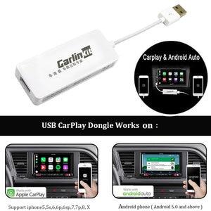 Image 3 - Carplay Dongle Navigatie Speler Auto Usb Smart Auto Link Dongle Voor Apple Voor Android Speler Mini Usb Carplay Met Android