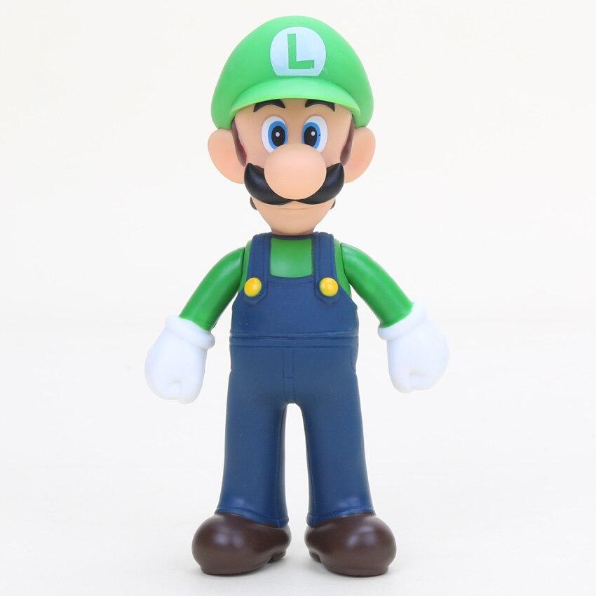 green hat mario
