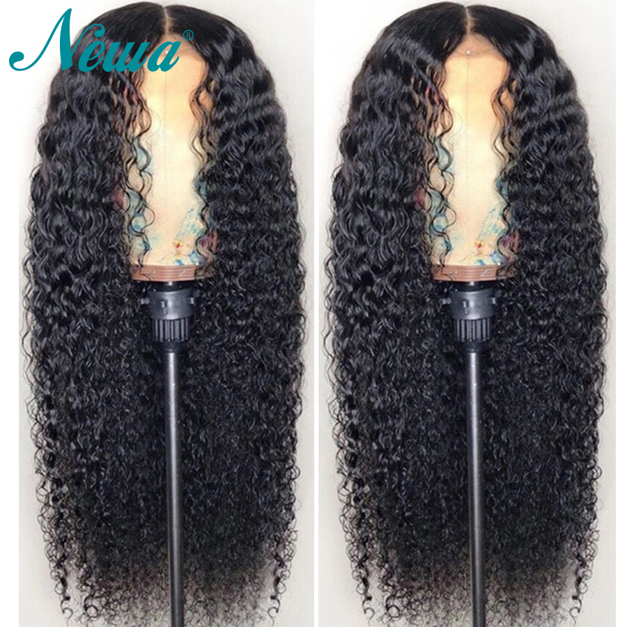 NYUWA 150% Density Pre Plucked Lace Front Human Hair Wigs For Black Women Brazilian Remy Human Hair Frontal Wigs With baby Hair-in Human Hair Lace Wigs from Hair Extensions & Wigs    3