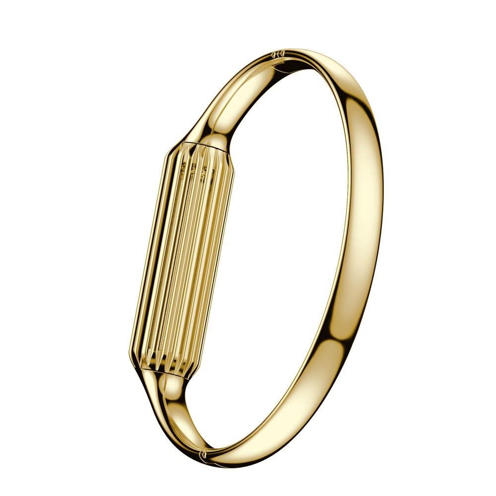 Good Quality Accessory Bangle Bracelet WatchBands 2017 New Fashion Accessory Bangle For Fitbit Flex 2 Drop