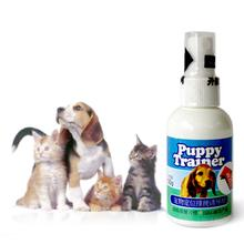 50ML Dog Potty Here Training Aid Spray Potty Trainer Pet Training Spray Guide Pet To Pee At Fixed Spot Develop Wholesale