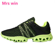 2017 new Outdoor Sports sneakers Women Men Running shoes zapatillas mujer Arrivals streak Track Chaussure Couple women shoes
