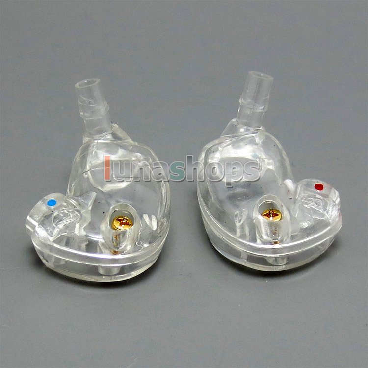 Repair Parts Housing Shell Crust With Screw For Shure SE535 Armature Earphone LN004798