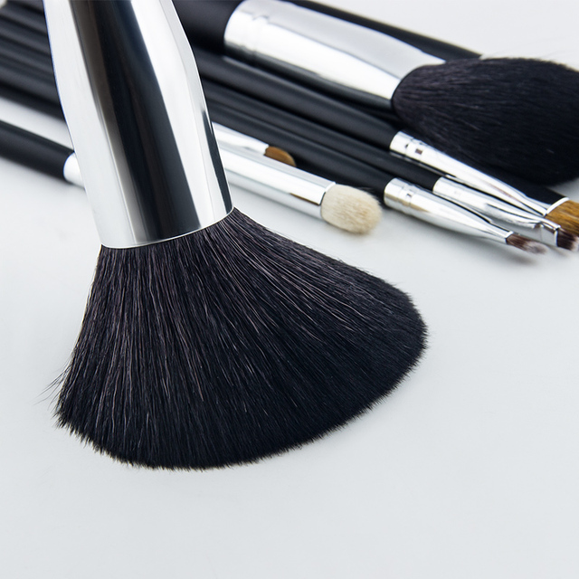 Cosmetic Soft Brushes Set